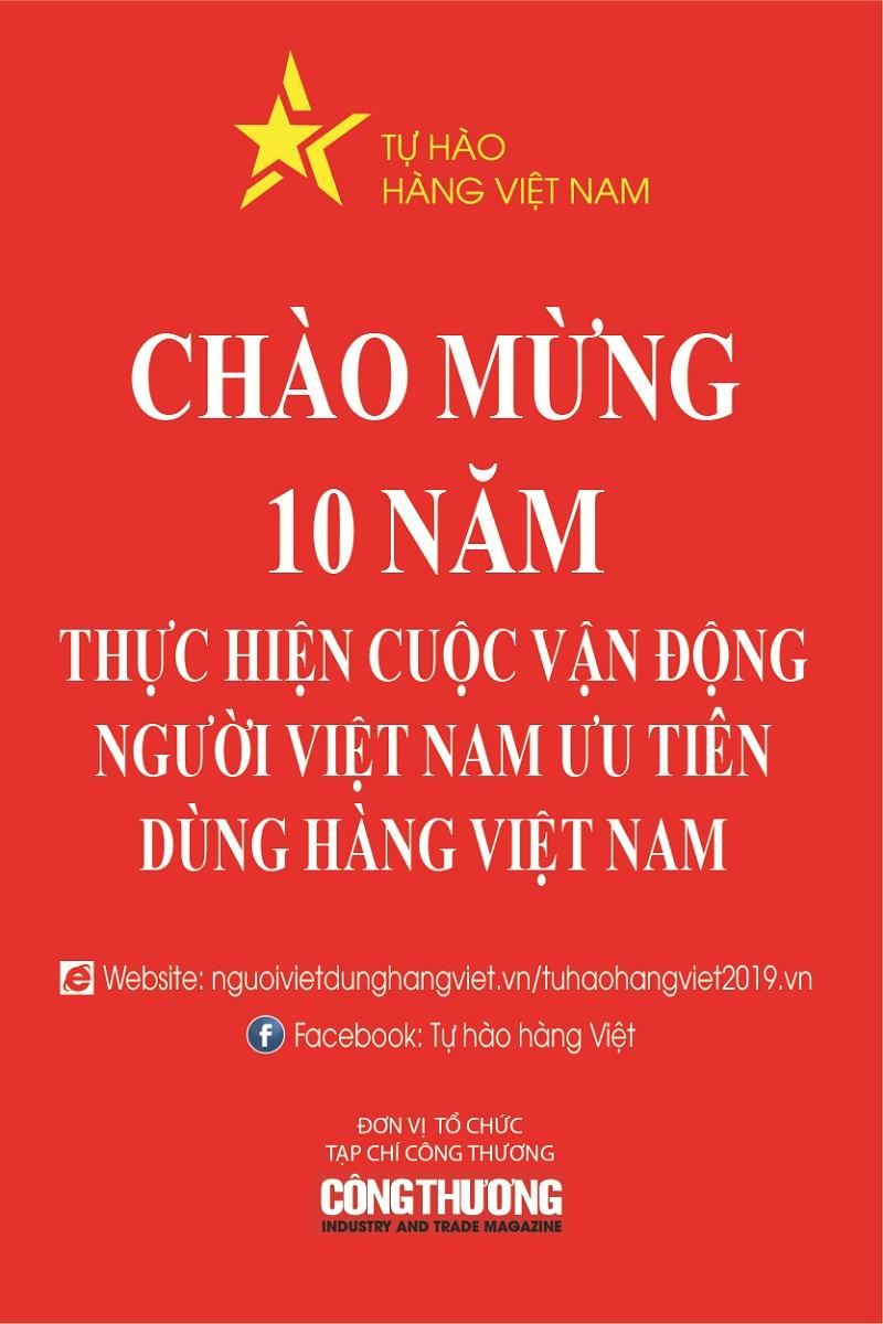 Người Việt Nam ưu tiêndùng hàng Việt Nam